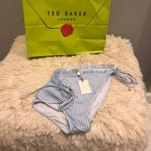 Ted Baker bikini bottom brand new with tags cute!